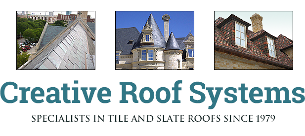 Creative Roof Systems: Specialists in tile and slate roofs since 1979